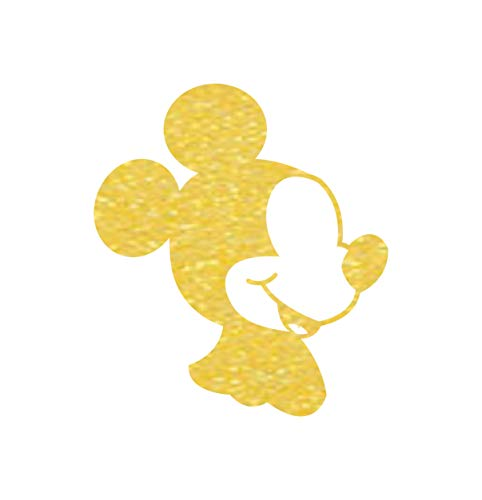 Disney Epcot Mickey & Friends Mickey Mouse Iron-On Transfer Image Graphics for T-Shirts, Pillowcases, Bags, Party Favors, DIY Projects