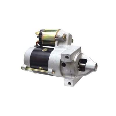 NEW STARTER MOTOR FITS NEW HOLLAND TRACTOR GT22 GT22A AM124993 128000-7480 1280007480: Automotive