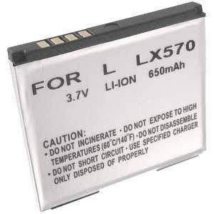 LG OEM LGIP-470A BATTERY GLIMMER KE970 KF600 KF700