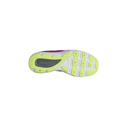 Lite Fusion Gris Fille Chaussures Nike De Dual Fucsia gs Amarillo Running E5P05q8x