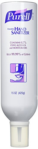 Gojo PURELL 969812 Foaming Hand Sanitizer, 15 oz Canister...