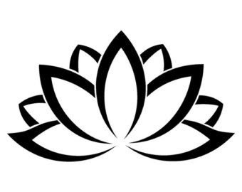 32 & Willys Lotus Flower PREMIUM Decal 5