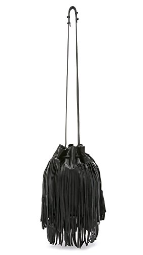 Black LOEFFLER Bucket RANDALL Bag Cross Black Body Industry BH8wqaz