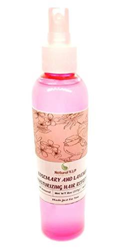 Rosemary and Lavender Moisturizing Hair Spray 12 oz