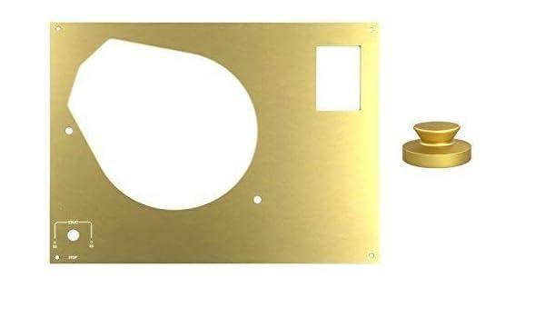 Tuning Juego de Gold Edition (2) para THORENS TD 145, 146, 147 ...
