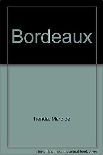Lire Bordeaux pdf epub