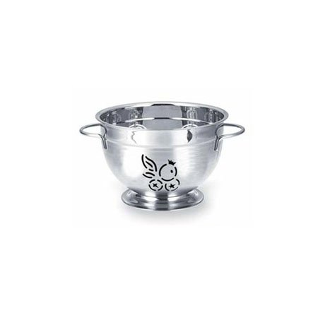 Supreme Housewares Stainless Steel Colander, Small, Blueberry (Steel Stainless Supreme Colander)