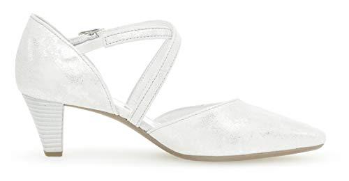 5 Uk scarpe Cinghie ice absatz Donna Tacco Cinturino Elegante Strappy Sandali Gabor scarpe 21 Femminile Incrociate Tacco Fine 363 Col 5 pompe Fq7xwR1tB