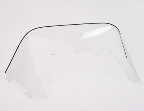 1980-1991 YAMAHA SRV YAMAHA WINDSHIELD, Manufacturer: KORONIS, Manufacturer Part Number: 450-620-AD, Stock Photo - Actual parts may vary.