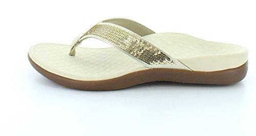 Orthaheel, doré or 36, sandales femme