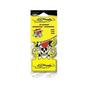 Ed Hardy Air Fresheners - Ed Hardy Air Freshener 3 Pack Lemon