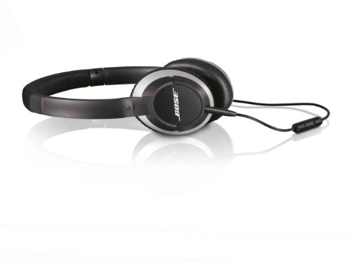 Bose OE2i Audio Headphones - Black (Discontinued b...