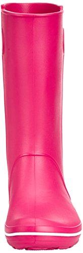 Gomma Stivali di Donna Rosso Jaunt Raspberry Women Crocs Crocband HpXqwSnHR