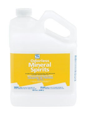 Klean-Strip GKSP94214 Odorless Mineral Spirits, 1-Gallon