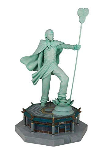 """Legend of Korra 11"""" Aang Memorial Statue for sale  Delivered anywhere in USA"""