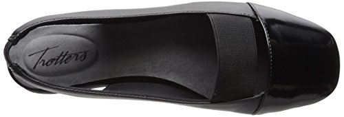 brand new unisex online get authentic for sale Trotters Women's Sarina Ballet Flat Black free shipping order purchase cheap price ucOch