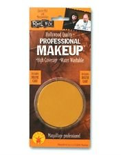 Reel F/X Hollywood Quality Professional Makeup Large Gold Makeup Pot Costume Makeup (Hollywood Quality Kids Costumes)