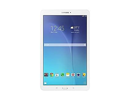 Samsung Galaxy Tab E (9.6, 3G) 8GB 3G Color Blanco - Tablet (3G), MicroSD (TransFlash), Flash, 1280 x 800 Pixeles, TFT, Multi-Touch, 16,78 Millones de ...