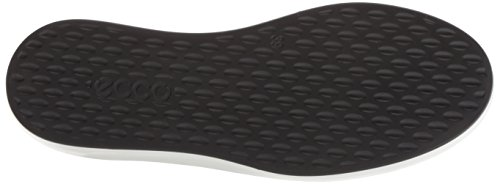 Negro Soft Ecco Mujer Zapatillas 8 Black para qTqw1Xn8