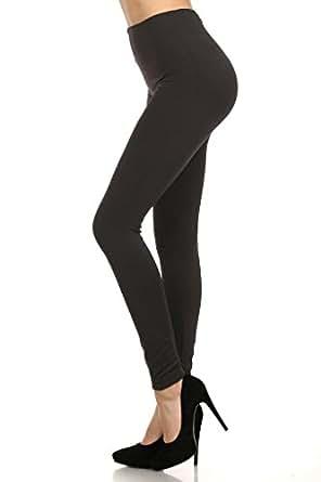 Mopas Women's Fleece Lined Leggings