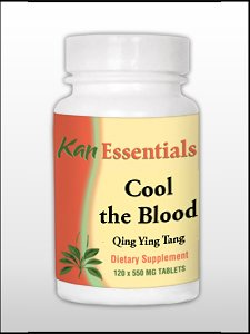 500 Dogs Tablets - Cool The Blood 500 mg - 120 Tablets by Kan Herbs