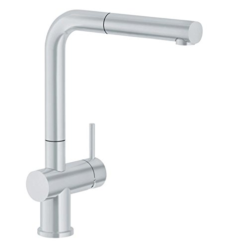 (Franke FF3804 Active-Plus Kitchen Faucet with Pull Out Spray)