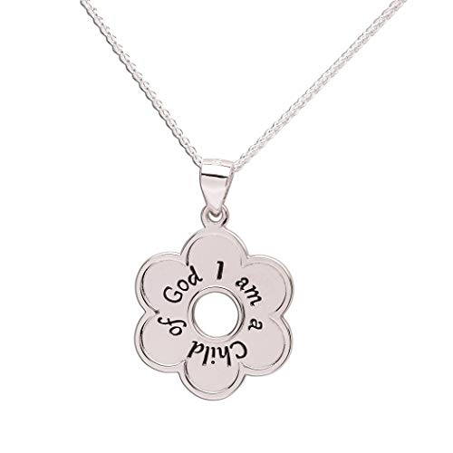 (Girl's First Communion or Baptism Sterling Silver