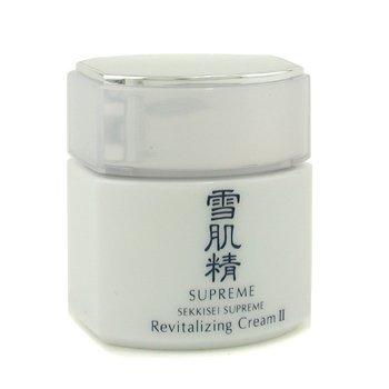 Kose Nail - Kose Sekkisei Supreme Revitalizing Cream II - 38ml/1.4oz