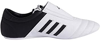 finest selection ad4c0 cdaeb adidas Taekwondo Schuhe ADI-Kick weiß/schwarz Unisex Größe ...