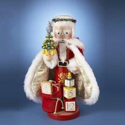 (Kurt Adler 17-inch 12 Days of Christmas Musical Nutcracker)