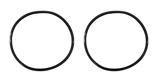 - (2) Gasket for Mirro S-9892 Pressure Cooker Replacement 4, 6 and 8 QT Models