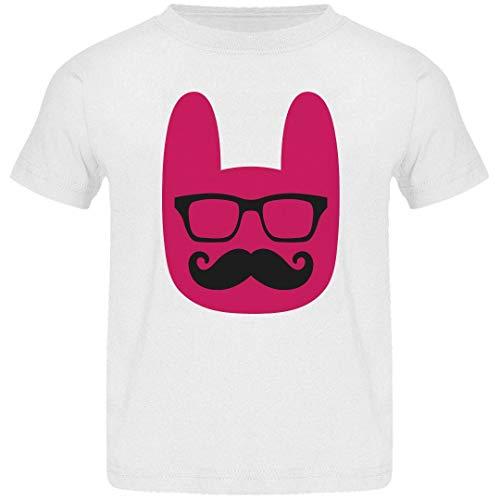 Toddler Easter Mustache Shirts: Basic Jersey Toddler T-Shirt