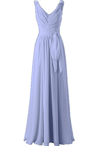 Missdressy - Vestido - para mujer azul celeste