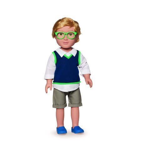 - myLife Brand Products My Life As School Boy - Green Glasses