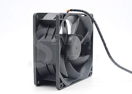 New Y1F7R-AOO PVA092K12N 929238 mm 9238 DC 12V 1.50A 106CFM strong air flow axial cooling fan 90x90x38mm