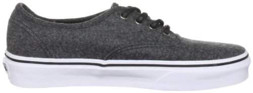 Vans Authentic VQER6HS, Baskets mode mixte adulte Gris (Wool Dark Shadow)
