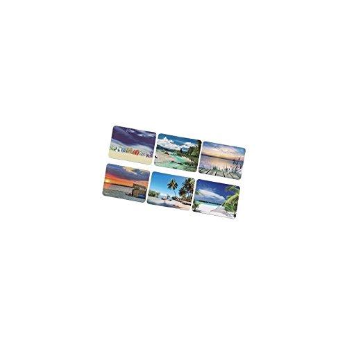 Hama 54737 - Alfombrilla de ratón, Multicolor, Modelos surtidos 00054737