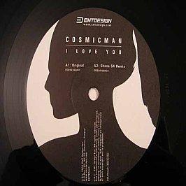 Cosmicman / I Love You ()