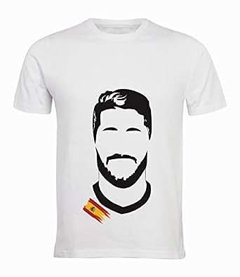 Spain Flag & Player Tshirt