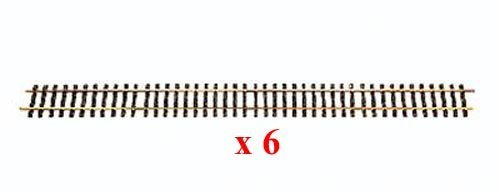 """LGB 10610 Straight Track, 47.2"""", 6 Pieces for sale  Delivered anywhere in USA"""