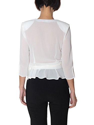 verano Franchi Mainapps Camisa 360 2018 Mujer Primavera avorio Elisabetta xPaUOO