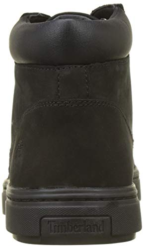 P01 Altas Timberland para Zapatillas Nubuck Londyn Mujer Negro Black zqwOT