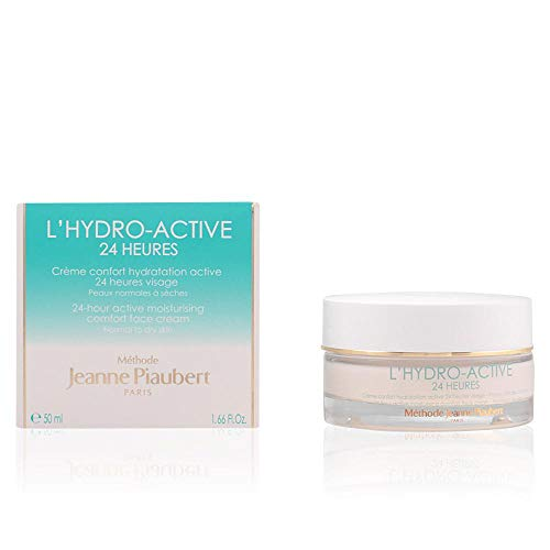 Methode Jeanne Piaubert Lhydro Active 24 Heures Active Moisturising Comfort Face Cream Normal To Dry Skin 50ml 1 66oz Beauty