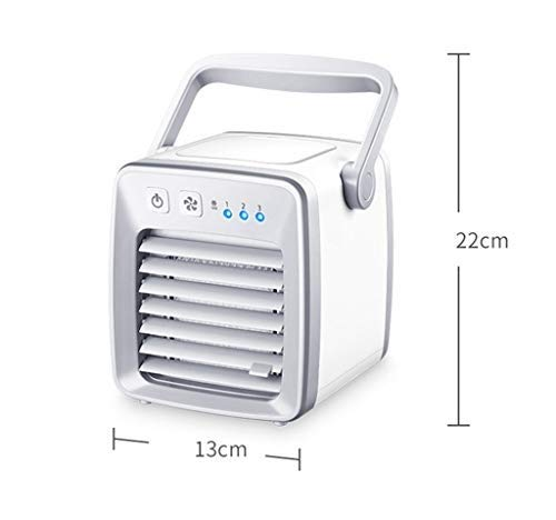 Xxyk Household air Cooler Small Mini Air Cooler Household Refrigeration Air Conditioning Fan