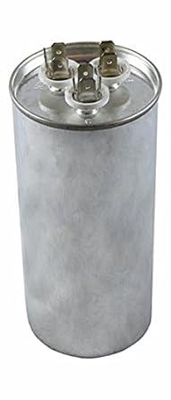Amazon.com: Supco Condensador para Aire Acondicionado Motor ...