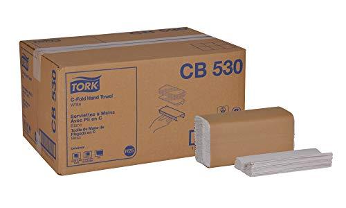(Tork Universal CB530 C-FoldPaper Hand Towel, 1-Ply, 12.75