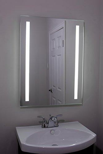 Illuminated Beautiful Frameless Professional Hardwired product image
