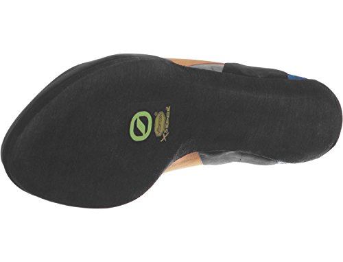 Scarpa Techno X XL Zapatillas de aproximación naranja azul negro