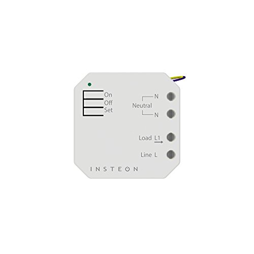 Insteon 2442-222 Micro Dimmer Module, White