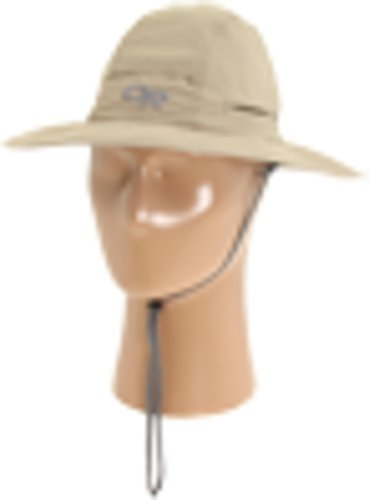 Outdoor Research Sombriolet Sun Hat, Khaki, Large